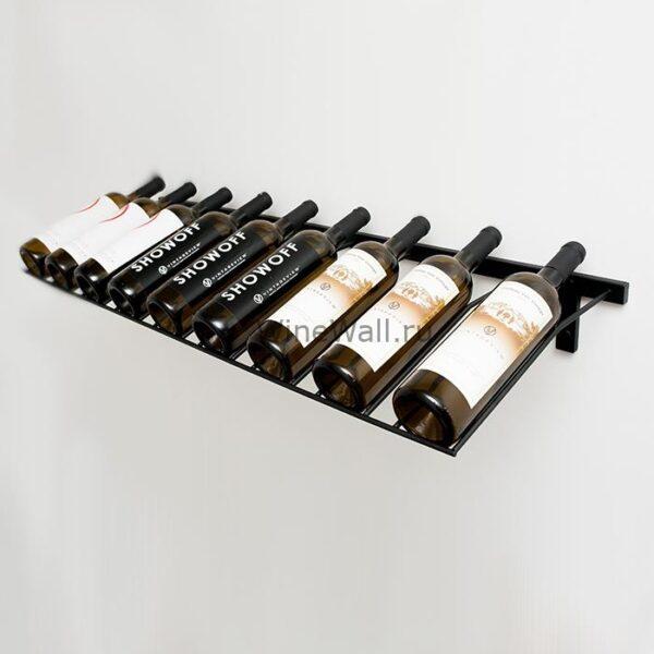 Винный стеллаж наклонный 9 бутылок