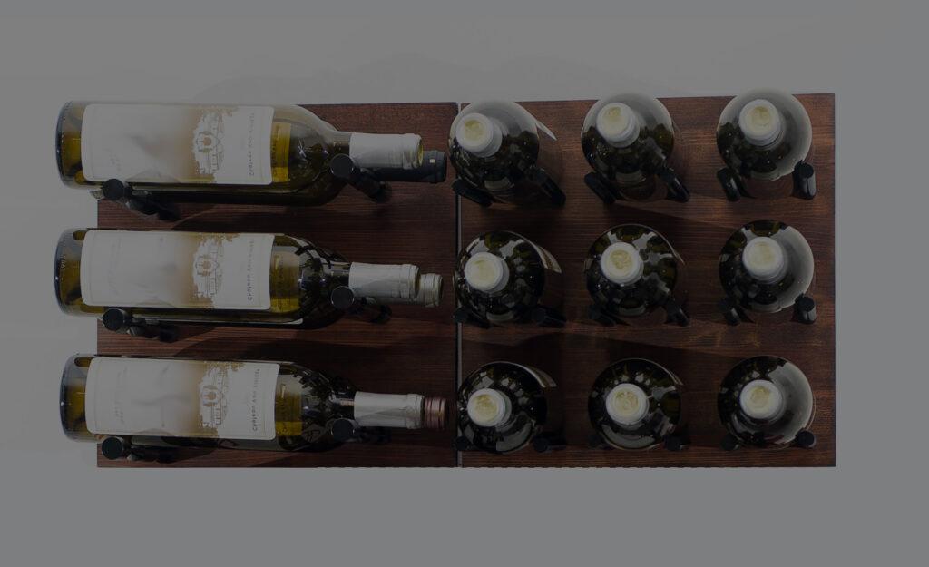 Хранение вина и модульные винные стеллажи
