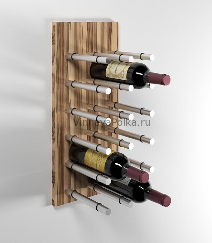 Модуль для вина на 12 бутылок