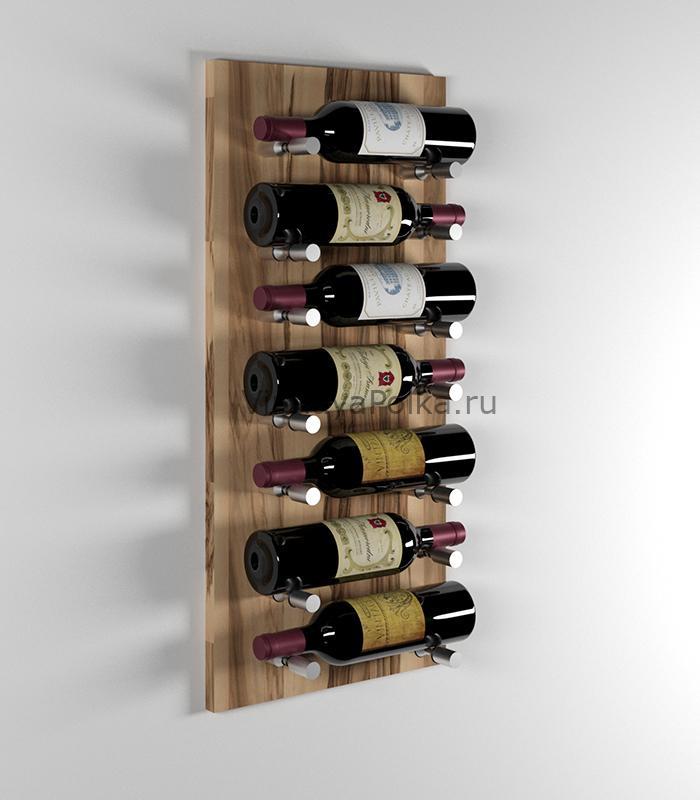 Модуль для вина на 7 бутылок