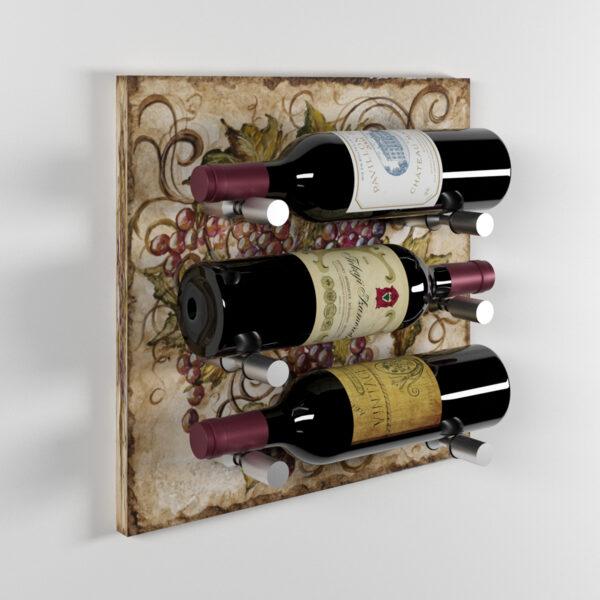 Модули для бутылок вина