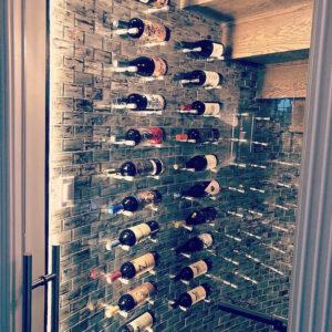 Стеллажи для вина держатели