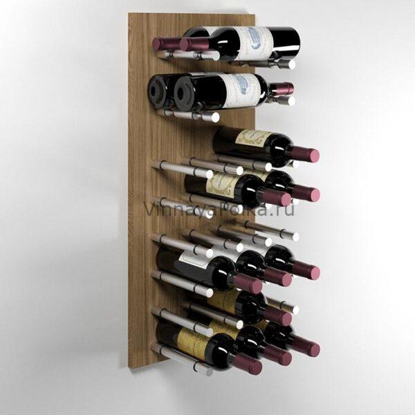 Модуль для вина на 22 бутылки