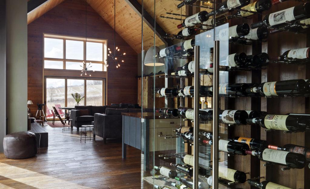 Винные стеллажи и полки для дома, магазина, бара, ресторана