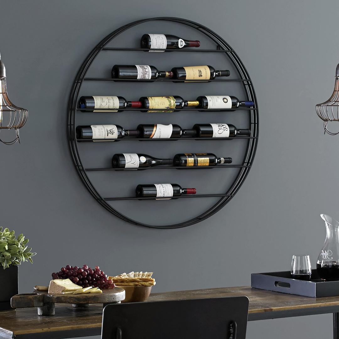 Где купить винные стеллажи