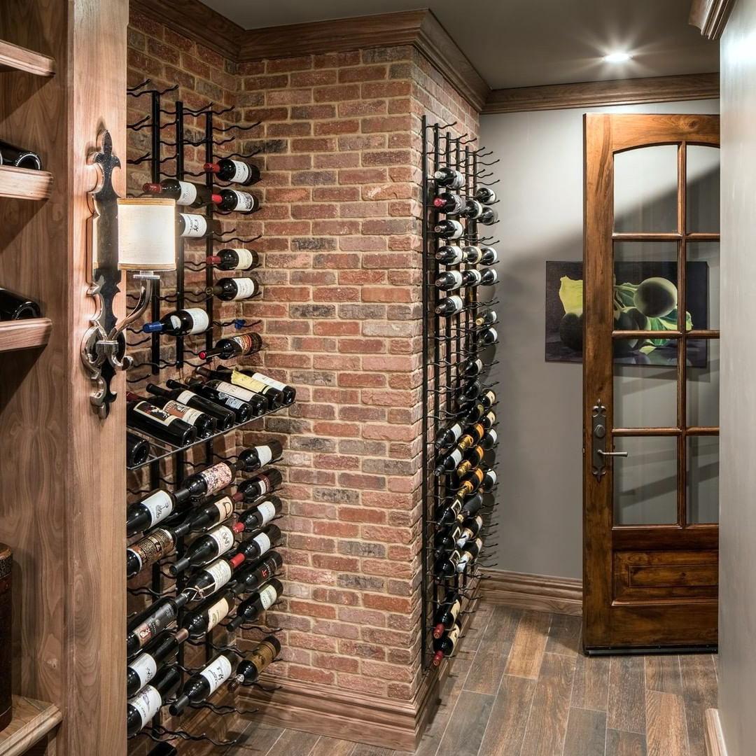 Конструкция винных стеллажей