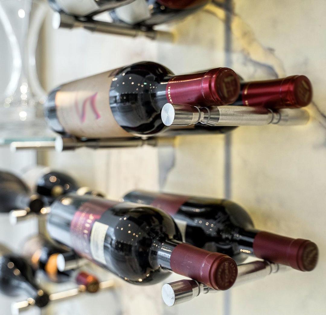 Купить винный стеллаж
